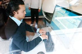 Ilgiausias rašymas kompiuteriu be perstojo