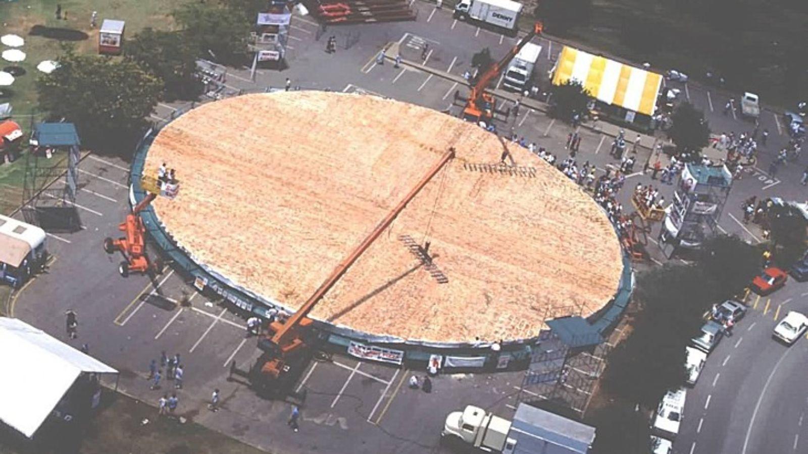 Didžiausia pica